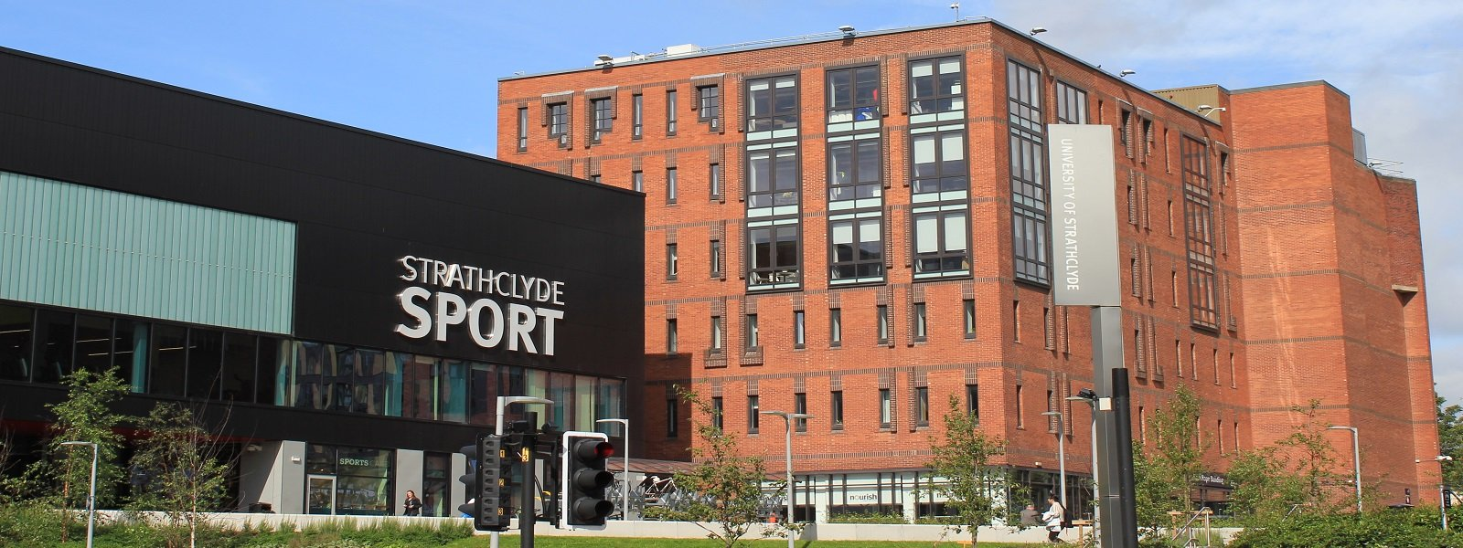 The Lord Hope Building, Strathclyde University